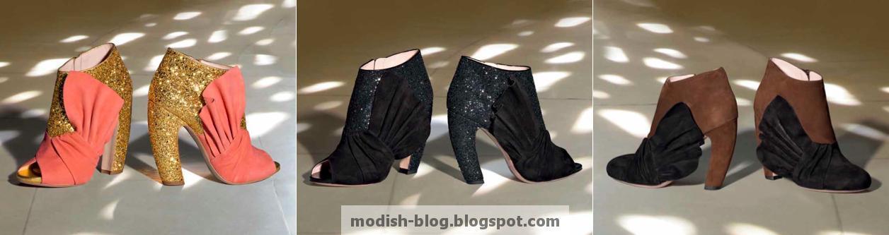 35c1b685ed27 Modish Blog  Miu Miu Fall Winter 2011 Shoes   Sunglasses