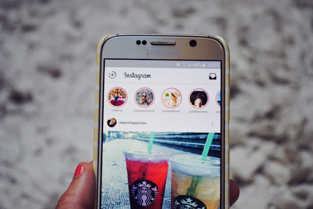 Le blog de Lice : Quand instagram se prend pour snapchat