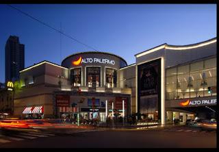 Shopping Alto Palermo.