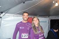 De Teresópolis, os irmãos Priscila e José Carlos Nepomuceno estavam bem animados com o circuito