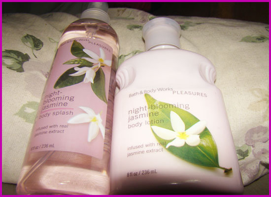 Bath And Body Works Night Blooming Jasmine
