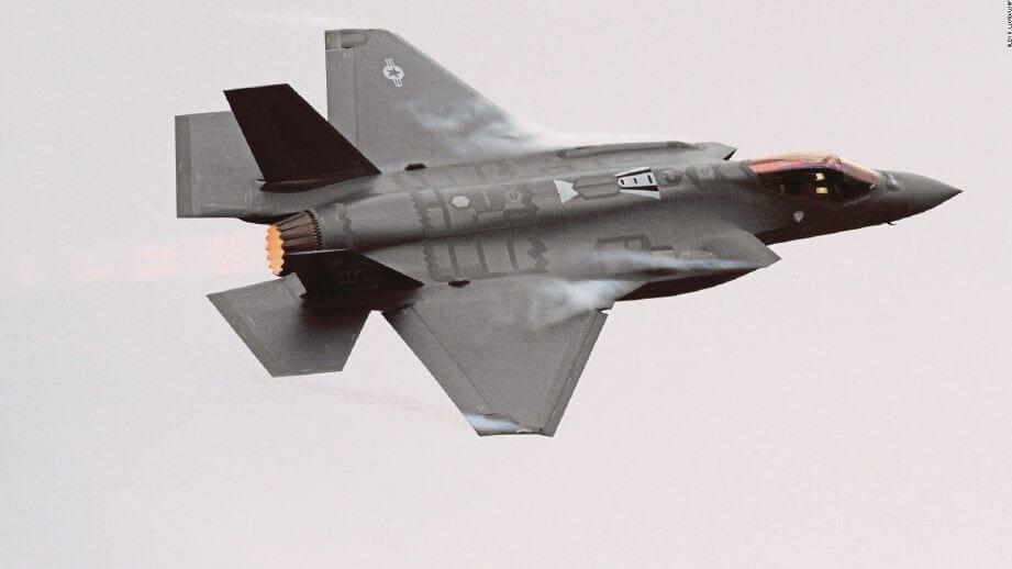 Israel Negara Pertama Serang Menggunakan Jet Pejuang F-35