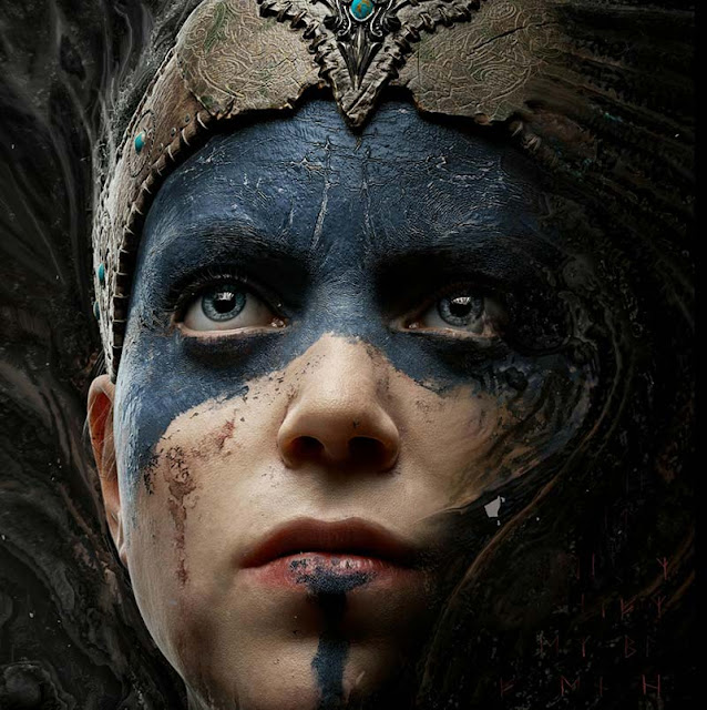 Hellblade Ashes Wallpaper Engine