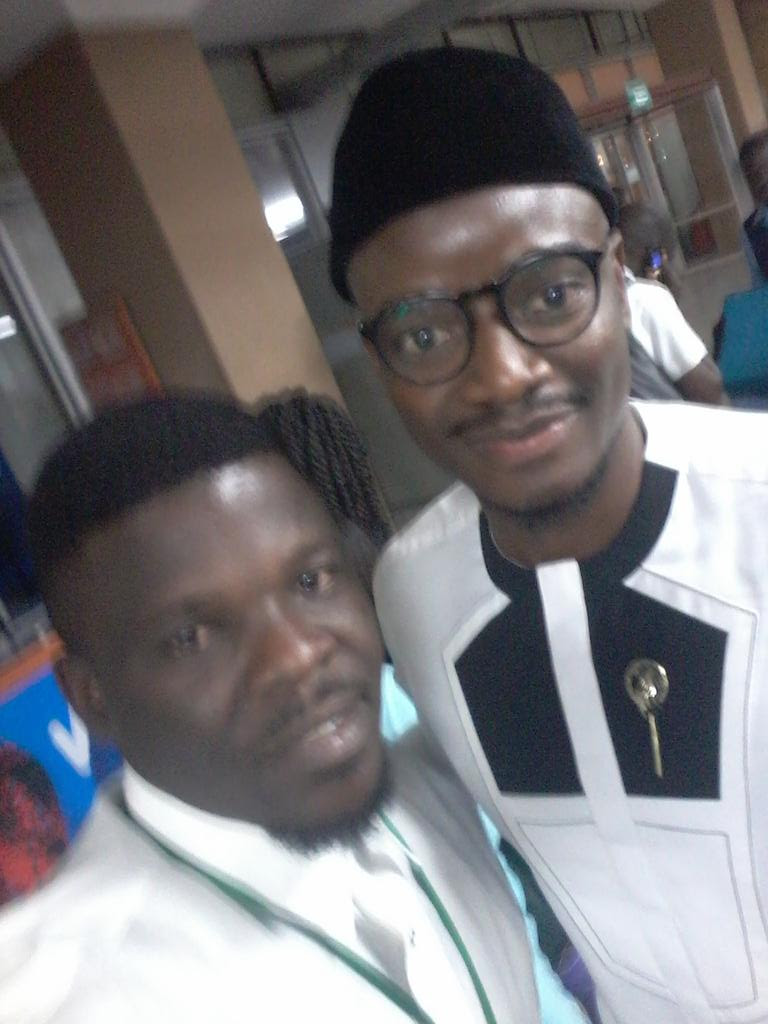 1 #BBNaija: Evicted Housemates Leo And Ifu Ennada Arrive Nigeria (Photos)