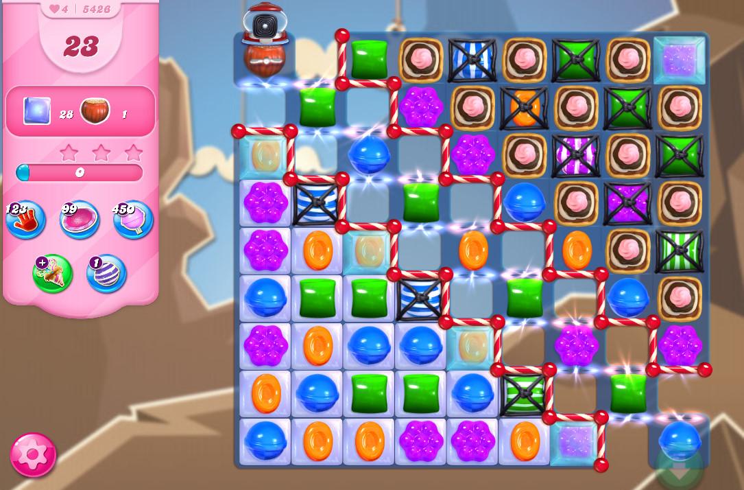 Candy Crush Saga level 5426