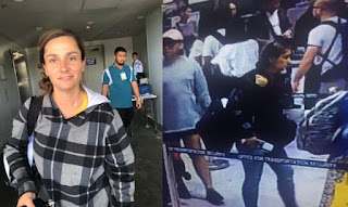 American Woman Caught Hiding Week-Old Baby In Flight Bag In Philippines