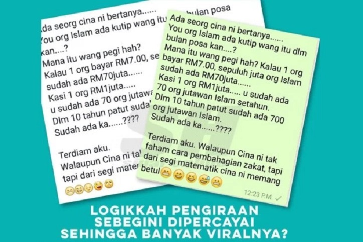 Viral Isu RM70 Juta Untuk 70 Asnaf , MAIWP Beri Penjelasan