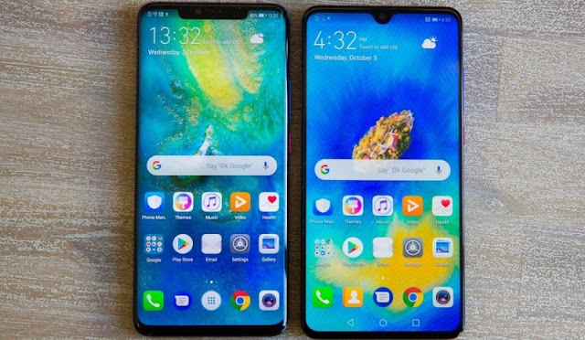 Huawei Mate 20 Pro Can Magically Charge Other Phones - This Is How It Works