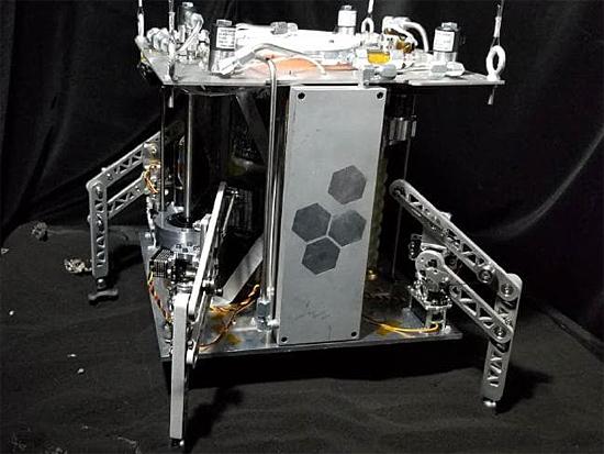 WINE space probe