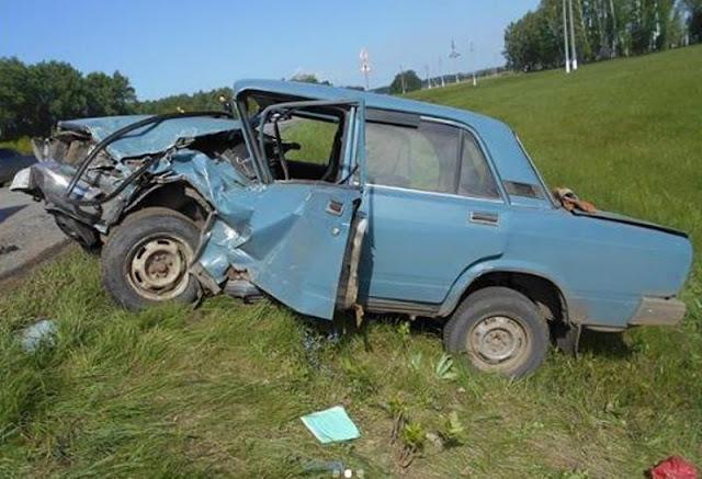 На трассе в Давлекановском районе произошло ДТП пострадали двое