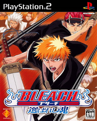 Bleach Erabareshi Tamashii PS2 GAME ISO