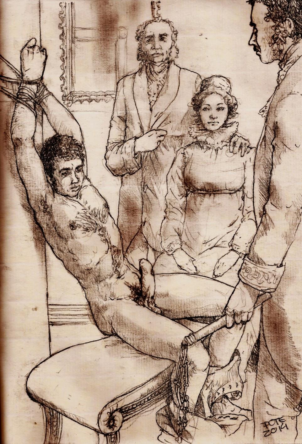 Male Bondage July 60