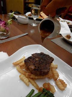 Australian Beef Tenderloin ala Grand Zuri BSD City