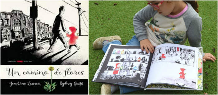 cuentos infantiles inpiracion filosofia educacion montessori un camino de flores sin texto