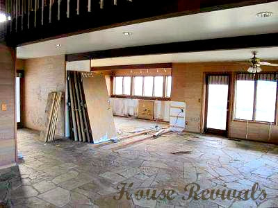 House Revivals: How We Care for our Natural Flagstone Floors