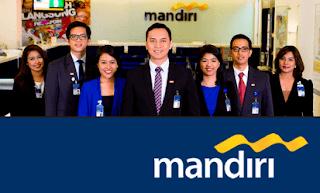 Lowongan Kerja Terbaru Bank Mandiri Januari 2018