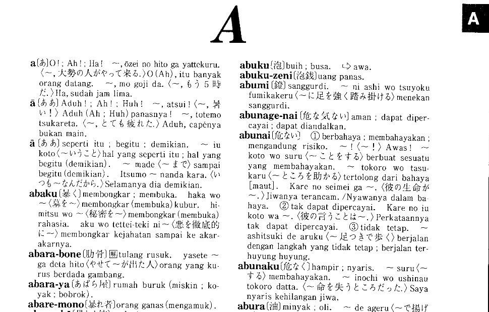Kamus Lengkap Bahasa Jepang Pdf