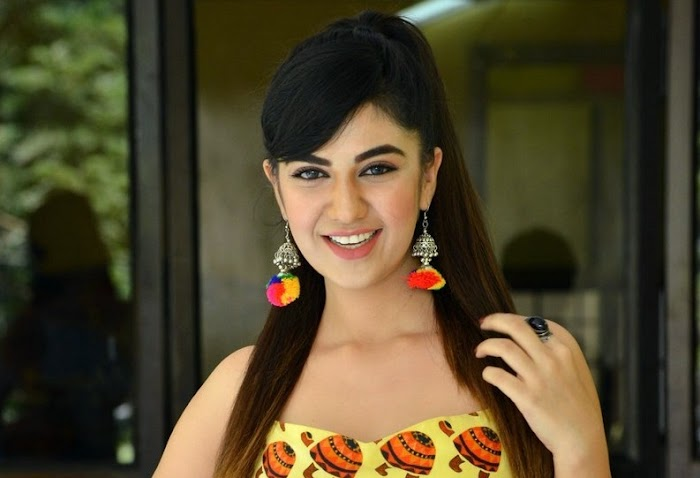Harshitha Panwar Sexy Photos-Hot Navel show and Cleavage Pictures