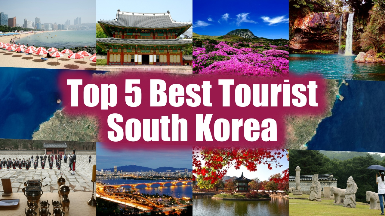 Top  Best Tourist Attractions In South Korea Forever