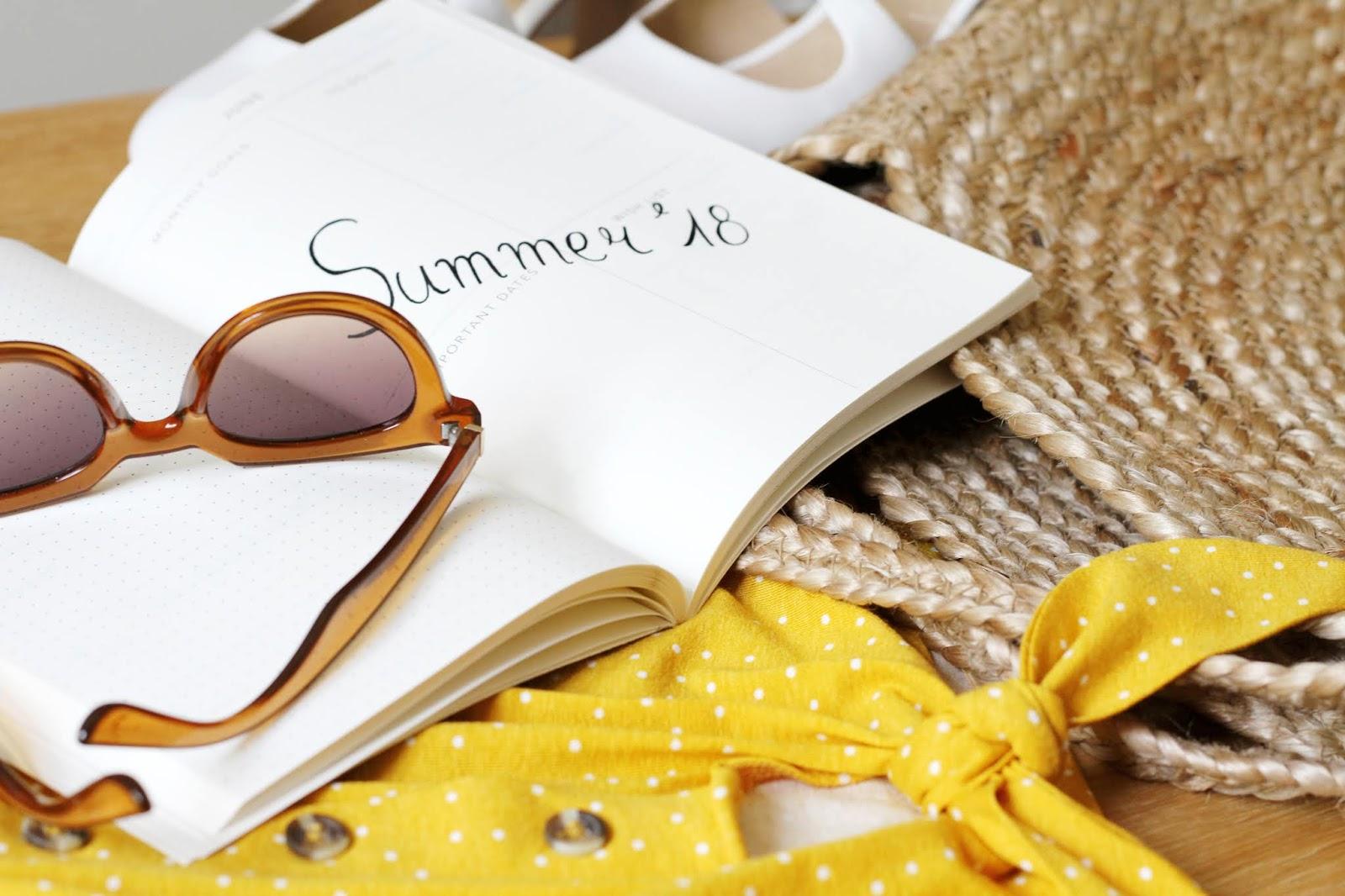 Wishlist: Summer '18 essentials
