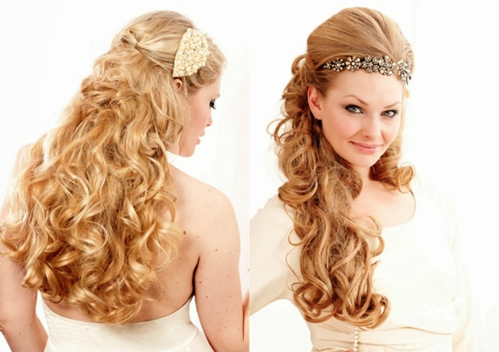 Fine Curly Hairstyles For Long Hair Women Hair Fashion Style Color Hairstyles For Women Draintrainus