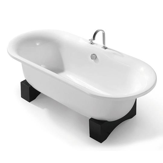 double ended cradle bath