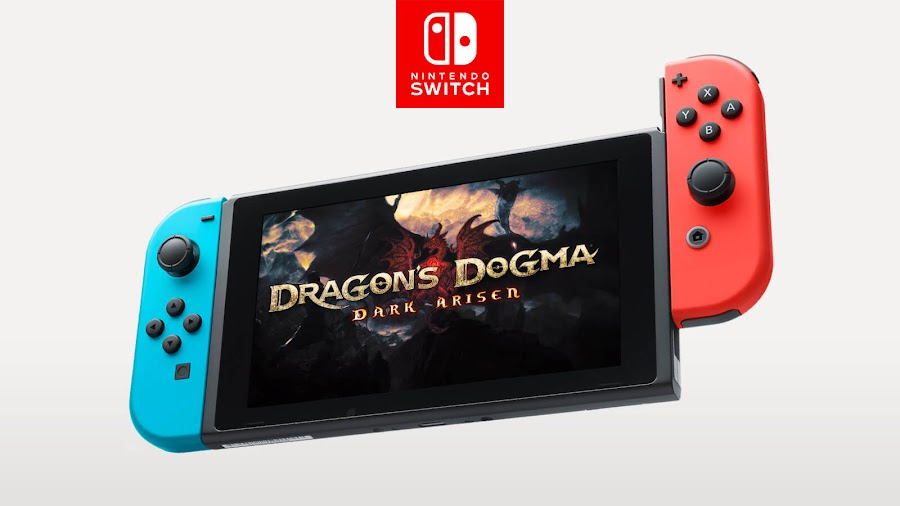 dragons dogma dark arisen nintendo switch 2019