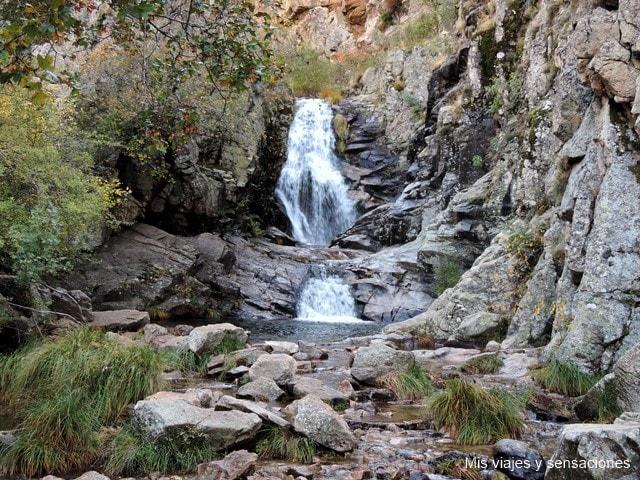 Cascada del Purgatorio, Rascafría