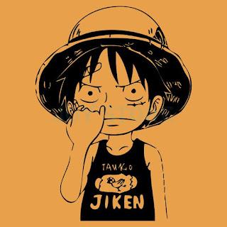 Ideologi gokil Luffy yang membuat kita tercengang