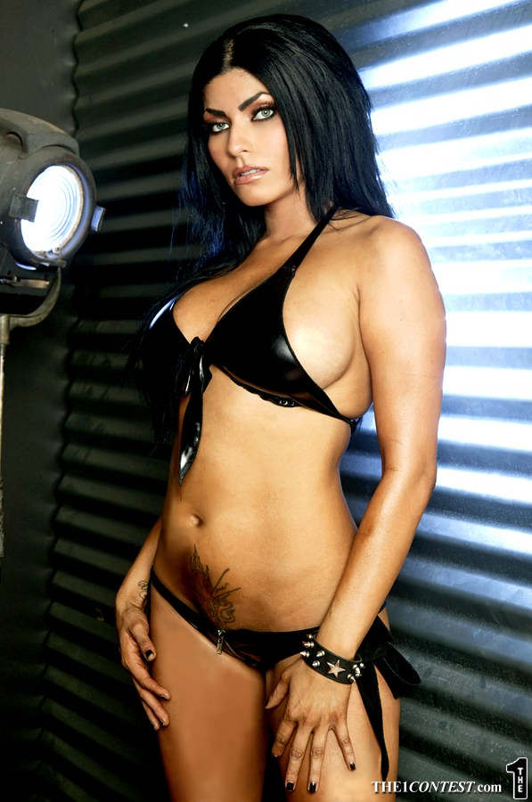 Your Shelly martinez posing in lingerie