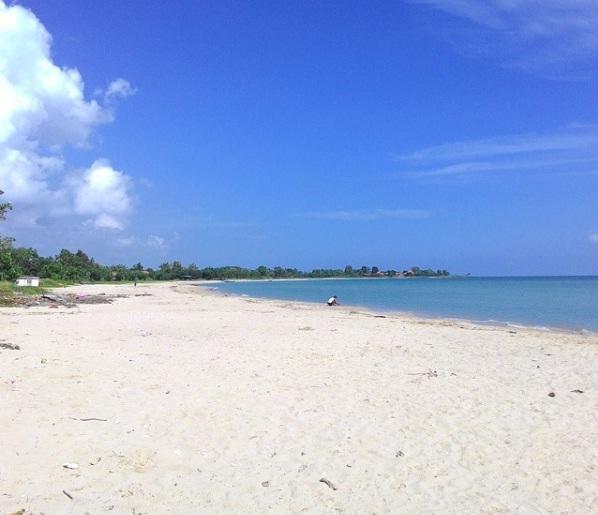 Pantai Siring Kemuning wisata Madura