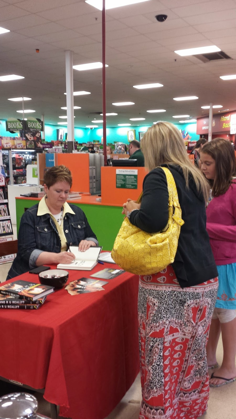 The Thrill Begins: 5 Marketing Tips for Book Signing Events