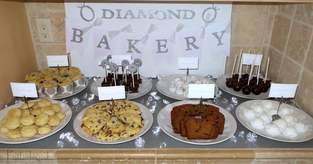 The Partiologist Diamond Bakery