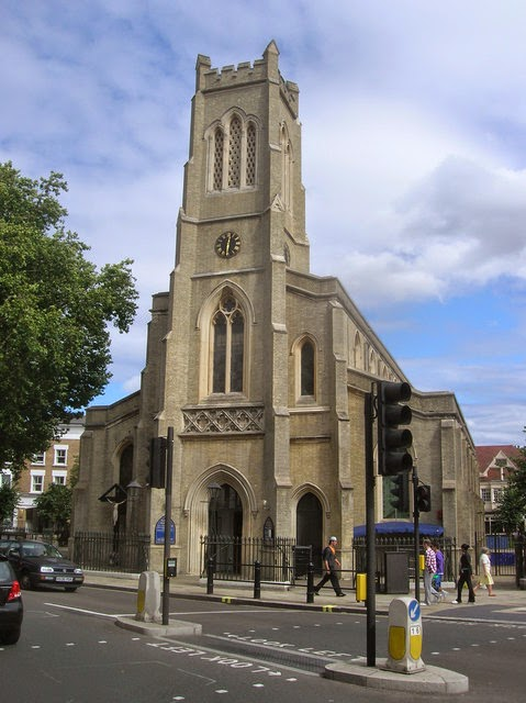 St John's Church, Fulham