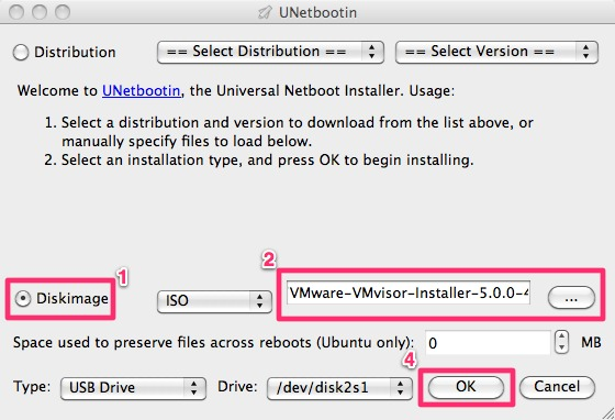 Random Stuff: Make VMware ESXi 5 LiveUSB installer on Mac OS X