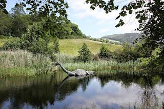 Image: Scotland's Loch Ness Monster, Nessie, by Greg Montani on Pixabay
