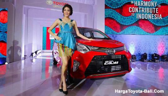 Dealer Resmi Toyota Sanur Bali