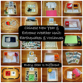 Earthquake and volcano activities with free printables.