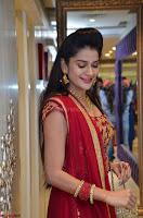 Jenny Honey in Stunning Dark Red Anarkali Dress at Splurge   Divalicious curtain raiser ~ Exclusive Celebrities Galleries 085.JPG