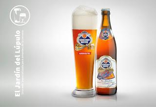 Schneider Weisse Tap 3 Mein Alkoholfrei, cerveza alemana de trigo sin alcohol
