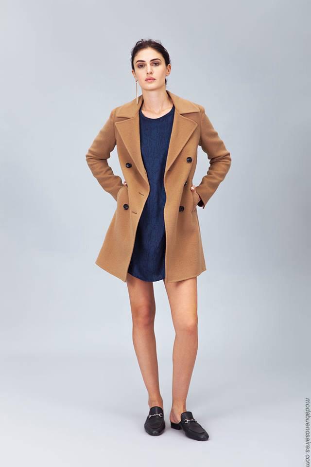 Moda 2017. Looks casual chic para el día y la noche invierno 2017 by Ceilonia. Moda invierno 2017 para mujer.