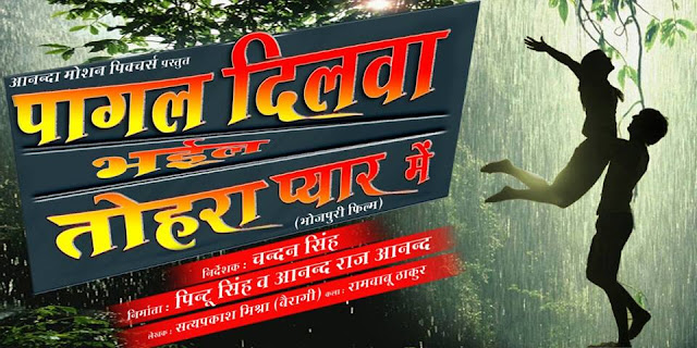 Pagal Dilwa Bhail Tohra Pyar Me - Bhojpuri Movie Star casts, News, Wallpapers, Songs & Videos