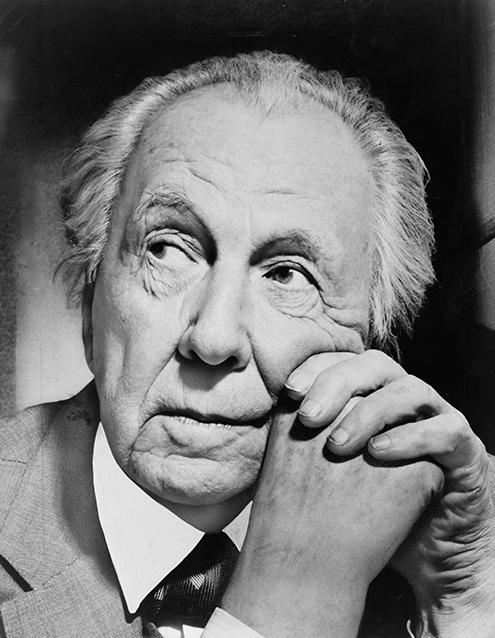 Frases Y Citas Célebres Frank Lloyd Wright José Miguel