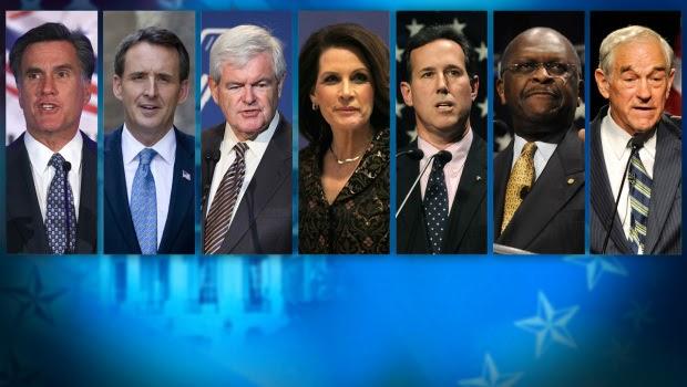 Sky View: Republican Party: Tea Party versus the Establishment