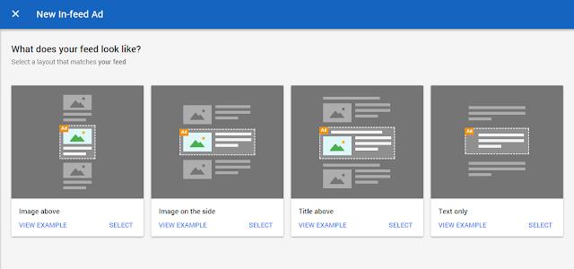 Cara Memasang In-Feed Ads Google AdSense