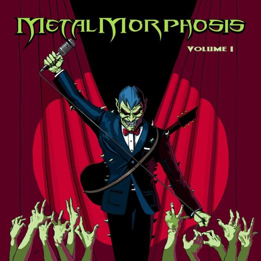 METALMORPHOSIS - MetalMorphosis Volume I (2017) full