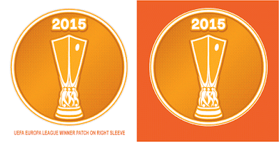 bd02bb6a2f7 2014/15 edition. Sevilla FC was the team were honored to used these patch  on the team kits.