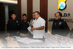 Luki Hermawan Ungkap Penangkapan 2 Pelaku Bobol Akses Illegal Hingga Raup Miliaran Rupiah