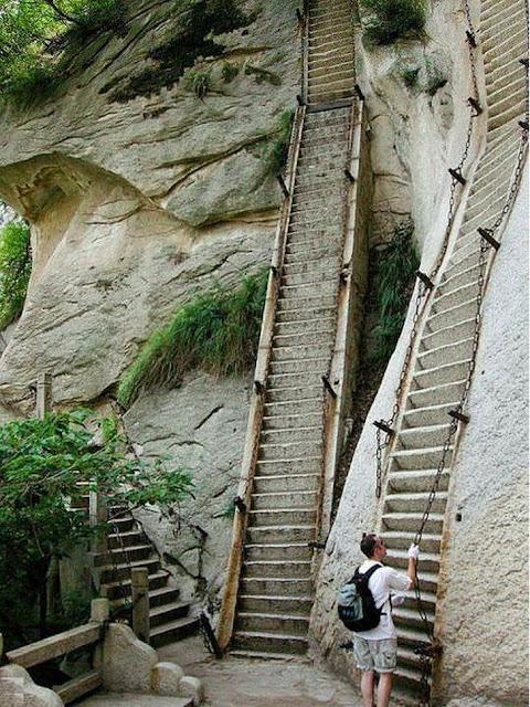 Dikey Merdivenler