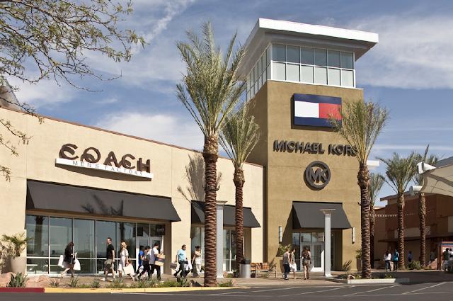 10 lugares para fazer compras em Las Vegas